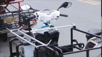 Wheelchair Accessible 3 Wheel Motorbike
