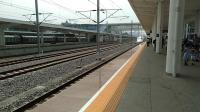 D2236 驶入阳新站4站台