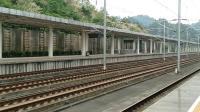 D3289 驶入黄石北站1站台