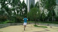 赣州鸿泰花园广场舞《都说》