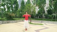 赣州鸿泰花园广场舞《天边》