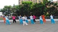 帅生同练26式传统杨式太极拳