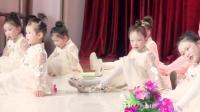 02.幼儿舞蹈:国学礼赞(九星幼儿园 潜山民办幼儿园2019才艺大赛)