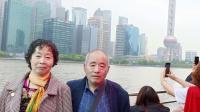 铁道兵战友 不了情.(79) 游览上海 南京路   +城隍庙