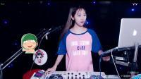 靓妹全新热爱音乐DJ2019现场美女打碟串烧Dj-小小(36)