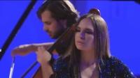乌兹别克斯坦美女与克罗地亚帅哥的《月光奏鸣曲》