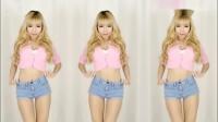 韩国女团 DJ舞曲《映山红》(黄英)