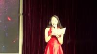 模特秀《中国红》表演:模特研修一班2019.6.28