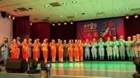 第三届校园文化节:葫芦丝(映山红随想曲)薛永强指导,爱莲说录制,表演班,中级班演奏