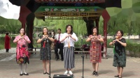 葫芦丝演奏《清清玉湖水》内蒙古葫芦丝巴乌协会会员呼市老年大学毕业班联谊活动