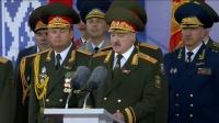 2019-7.3年白俄罗斯独立日阅兵仪式