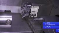 震环机床 Z-MaT 斜床身刀塔机-可编程尾座 加工案例