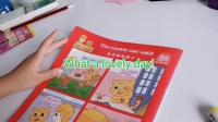 20190706~Linda~6岁~Day981: The cookie can walk【中国少年英语报】2019.07-08合刊