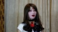 CG mask doll