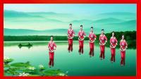 苏北君子兰广场舞--382--欢声笑语飞过河