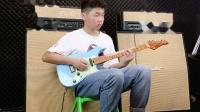 王正宇 电吉他演奏【天与地】重庆谭鑫吉他教育学校