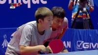 2019世界大学生运动会乒乓球混双半决赛