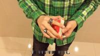 【花切教学】Riffle Fan 自动开扇 教学 - 纸牌花式中文基础教学