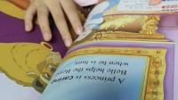20190710~Linda~6岁~Day985: Disney Princess:What is a princess?【迪士尼英语分级读物.基础级•第1级】