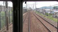 阪急電鉄・快速特急A・京鉄道(河原町→梅田)6300系電車 2019.7.10