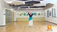 舞在深圳湾舞蹈队 折扇舞 《梨花如梦》教学版