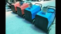 纳米蒸汽彻洁机车普净做到环保节能无污染