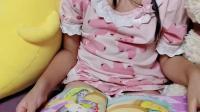 20190714-Linda-6岁: 分蛋糕🍰(咿呀学语小童话•美德篇)中文阅读第383本