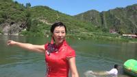 2019-名尚旗袍队风韵柳河湾。摄制:小杜斑马