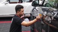 宝马X4漆面透明保护膜#唐先生汽车贴膜