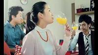 美汁源热带果粒广告