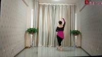 美美老师古典形体舞《女人花》 背面