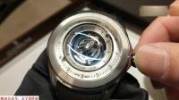 太子龙钟表:妙转乾坤昆仑表中置陀飞轮腕表