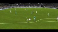 FIFA足球世界 闪烁录制 小卢卡斯侧钩破门 实况足球