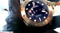 太子龙钟表:沛纳海三日链自动腕表,直径,限量只,售价元