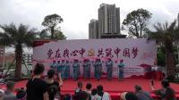 广州市黄埔区金梦社区走秀队  旗袍秀《太湖美》  摄影:叶煌