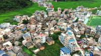 航拍广南县旧莫乡西洛自然村