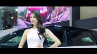 2019首尔车展【 서울 모터쇼】--门佳静【문가경】-路虎 (Land Rover)展台