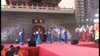 沧州群星艺术团-鼓楼演出《共筑中国梦》
