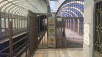 北京地铁13号线H426号列车(东直门方向)出西直门站