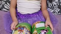 20190717~Linda~6岁~Day992: Minnie's Summer Vacation【迪士尼英语分级读物.基础级•第1级】