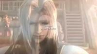 游戏视频-最终幻想7核心危机:经典战场:简内西斯 vs 萨菲罗斯 vs 安吉尔 片段 西班牙语拉丁版