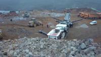 迈科路砂石生产线,建筑垃圾粉碎设备
