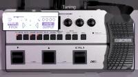 [中字]BOSS GT-1B 贝斯综合效果器 快速入门 第二章 : 低音吉他调音