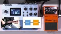 [中字]BOSS MD-500 调制效果器 使用提示 04: 结合使用外部效果设备和MD-500来塑造声音