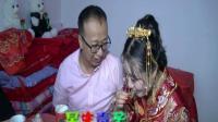 3韩杰王娟在阳光新城举行婚礼上集
