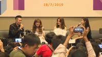 香港书展2019:《感动她77次》新书分享会