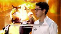 超能战士第二十六季野兽变身主题曲op2