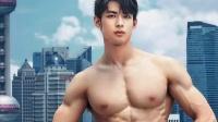 【顾晟迪】上海体育学院大二体育生小迪同学,完美的腰臀比