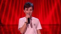 2019英国童声好声音Freddie M翻唱Salute盲选