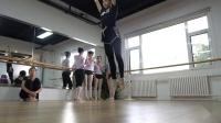 北京舞蹈考前培训中心新学期普高生的毯技课